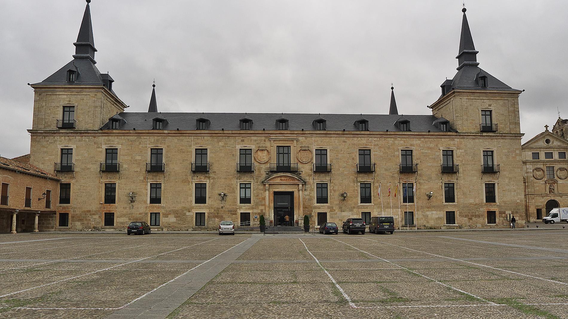 Palacio_Ducal_de_Lerma_Burgos._Fachada